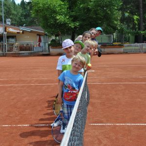 Tenniscamp 09.07.-11.07.2018