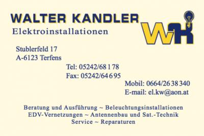 walterkandler